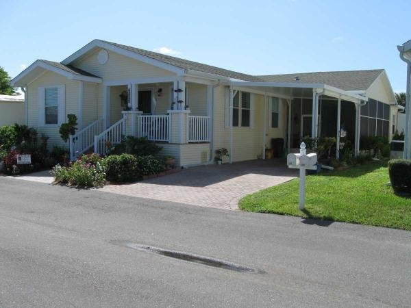 Mobile Home at 966 Eleuthera E, Venice, FL