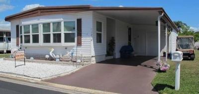 Mobile Home at 2001 83Rd Ave N #1272 Saint Petersburg, FL 33702