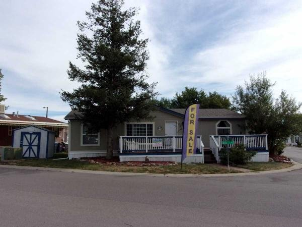 Mobile Home at 205 B Street, Golden, CO