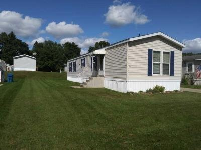 Mobile Home at 185 Laurie Circle Jackson, MI