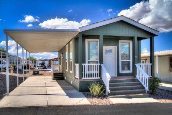 Mobile Home at PICACHO PEAK #252, Picacho, AZ