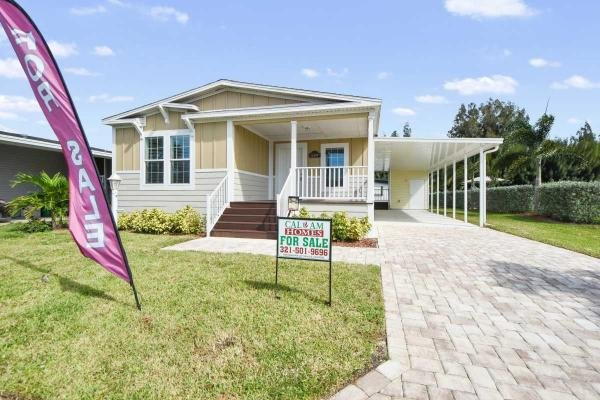 Mobile Home at 127 Winslow Ct, Melbourne, FL