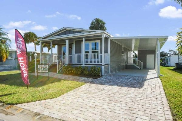 Mobile Home at 54 Westview Ct, Melbourne, FL