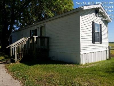 Mobile Home at 601 N. Main St #57 Fall River, WI 53932