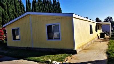 Mobile Home at 5800 Hamner Ave SPC #427 Eastvale, CA 91752