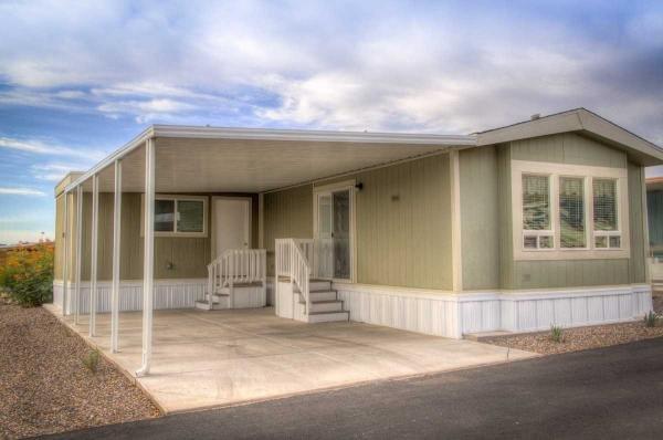 Mobile Home at 17065 E Peak Lane #185, Picacho, AZ