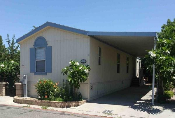 2000 Fleetwood Wingate 2000 Manufactured Home