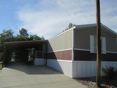 Mobile Home at 1201 West Thornton Parkway #165 Thornton, CO