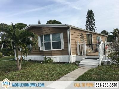 Mobile Home at 2555 PGA BLVD Lot# 332  Palm Beach Gardens, FL