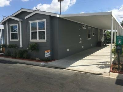 Mobile Home at 1616 South Euclid Ave., Sp#125 Anaheim, CA 92802