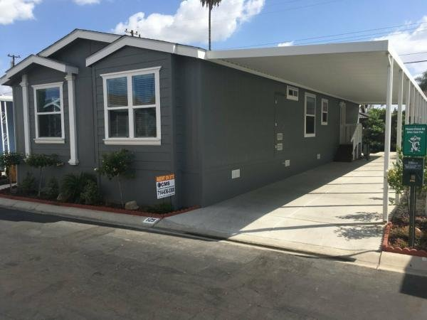 Mobile Home at 1616 South Euclid Ave., Sp#125, Anaheim, CA