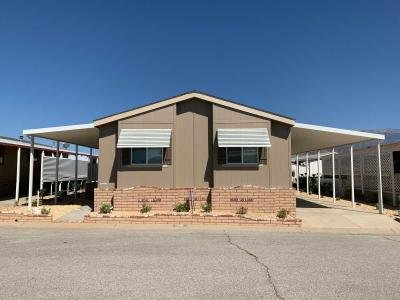 Mobile Home at 5700 West Wilson St   #109 Banning, CA 92220