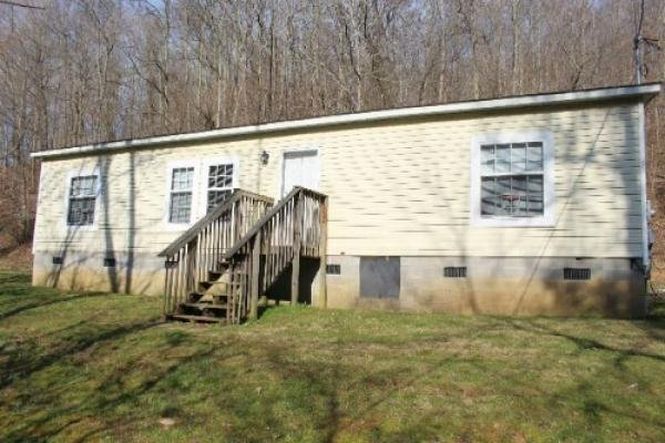 Mobile Home at 6065 RIGHT FORK SMITH CREEK, Salt Rock, WV