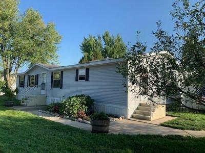 Mobile Home at 49631 Au Lac Dr E Chesterfield, MI 48051