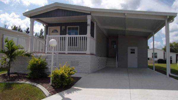 Mobile Home at 701 Aqui Esta Dr. #81, Punta Gorda, FL