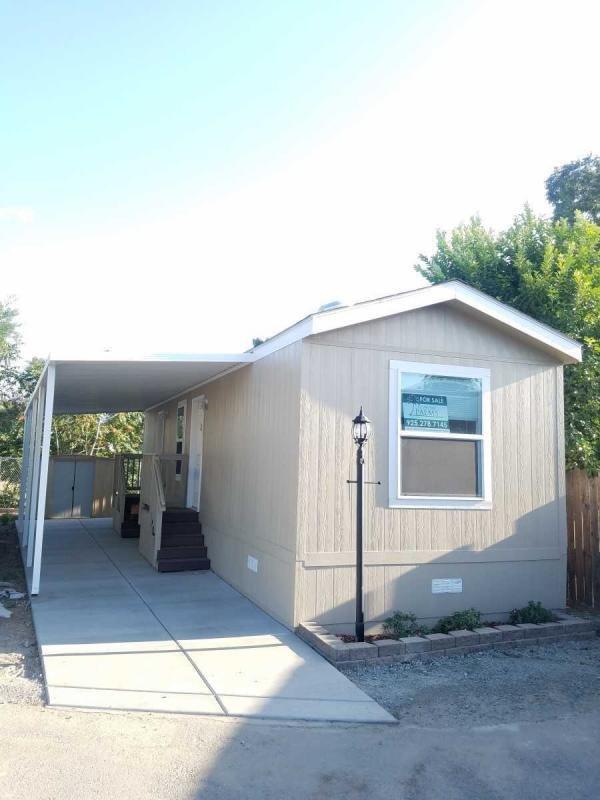 Mobile Home at 75 E. Bolton Road Sp# 7, Oakley, CA