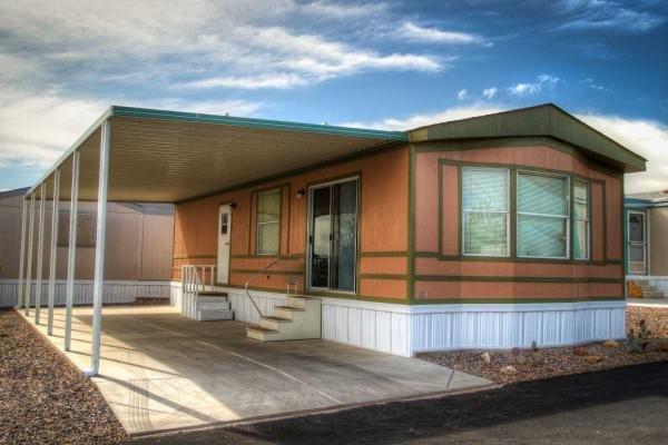 Mobile Home at 17065 E PEAK LANE #188, Picacho, AZ