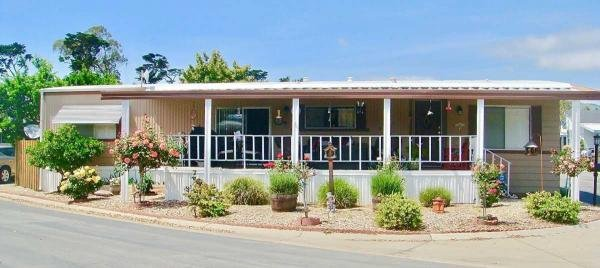 Mobile Home at 3960 S. Higuera St #96, San Luis Obispo, CA