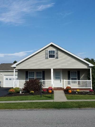 Mobile Home at 4 Orange Lane Gansevoort, NY 12831