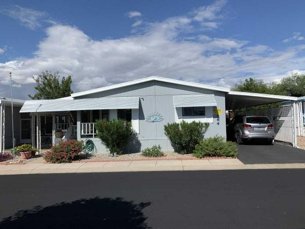Mobile Home at 8401 S. Kolb #164, Tucson, AZ