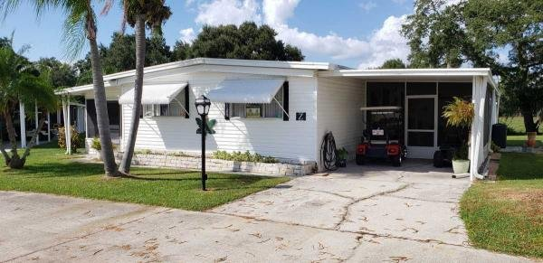 Mobile Home at 2320 Gulf City Rd. lot 219, Ruskin, FL