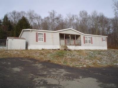 Mobile Home at 923 State Highway 220 Smithville Flats, NY 13841