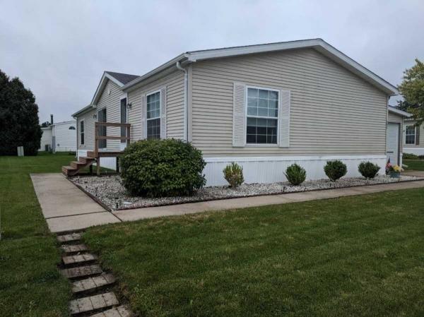 Mobile Home at 7801 88th Avenue Lot 253, Pleasant Prairie, WI
