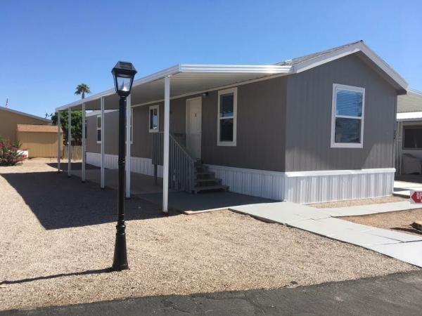 Mobile Home at 747 E. Germann Rd., #7233, San Tan Valley, AZ