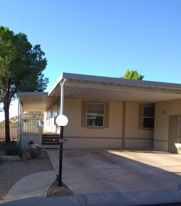 Mobile Home at 2233 E. Behrend Dr. #192, Phoenix, AZ