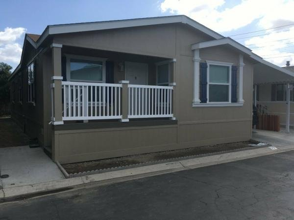 Mobile Home at 1616 S. Euclid, Sp#35, Anaheim, CA