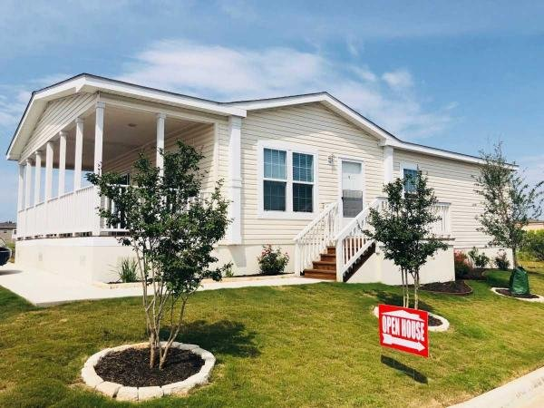 Mobile Home at 110 Gold Canyon Drive Lot#148, Kyle, TX