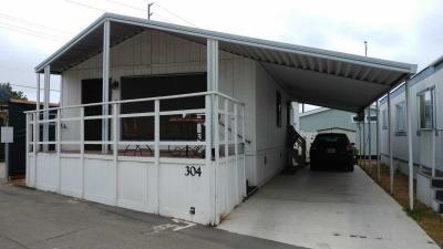 Mobile Home at 80 Huntington Street #304 Huntington Beach, CA 92648