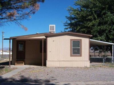Mobile Home at 1600 Highway 70 Sp. 14 Safford, AZ