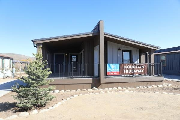 Mobile Home at 1051 Summit Trail #V16, Granby, CO