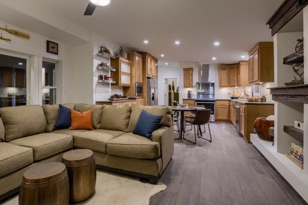 Mobile Home at 1051 Summit Trail #V26, Granby, CO