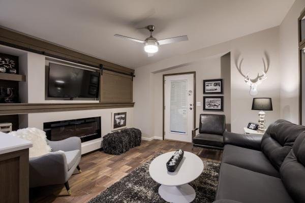 Mobile Home at 1051 Summit Trail #V14, Granby, CO