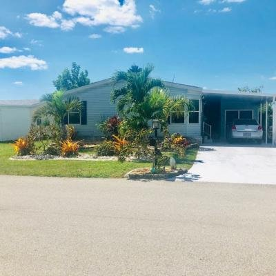 Mobile Home at 25636 Citrus Blossom Bonita Springs, FL 34135