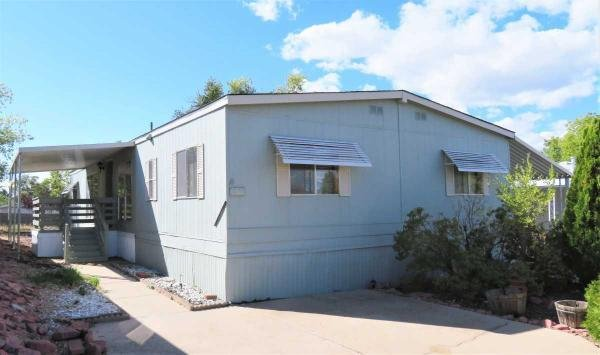 Mobile Home at N Murray Blvd, Colorado Springs, CO