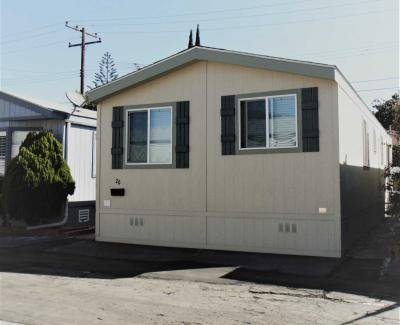 Mobile Home at 8600 Contreras Ave # 26 Paramount, CA 90723