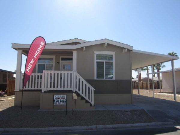 Mobile Home at 6420 E. Tropicana Ave #44, Las Vegas, NV