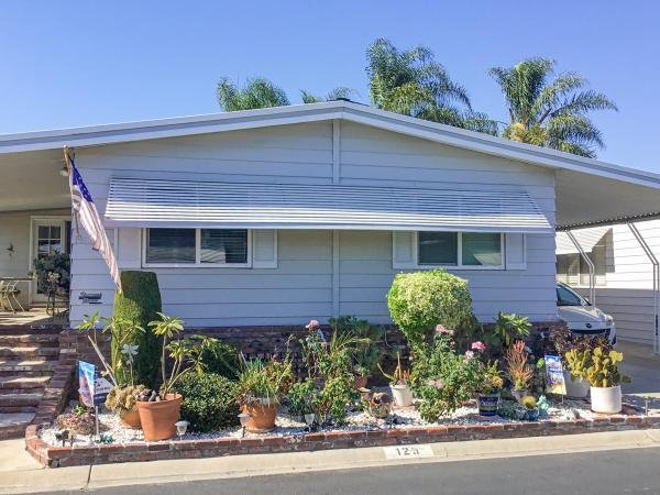 Mobile Home at 1400 S Sunkist St #125, Anaheim, CA