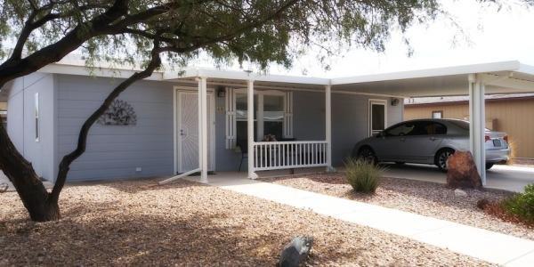 Mobile Home at 155 E. Rodeo Rd. #60, Casa Grande, AZ