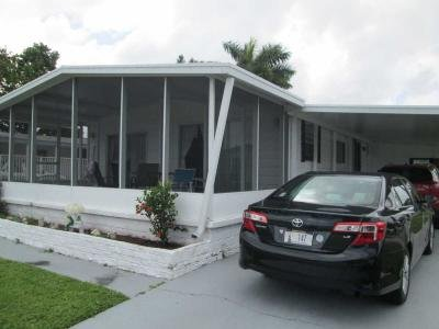 Mobile Home at 2903 NW 62nd Terr. Lot 136 Margate, FL 33063