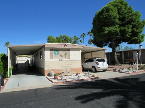 Mobile Home at 3411 S. Camino Seco # 265, Tucson, AZ