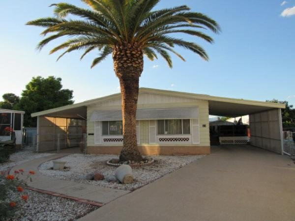 Mobile Home at 3411 S. Camino Seco # 394, Tucson, AZ