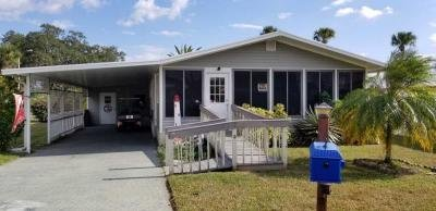 Mobile Home at 171 Juniper Dr W Dundee, FL 33838