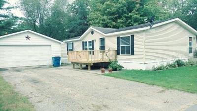 Mobile Home at 25351 MacArthur Dr. Mattawan, MI 49071