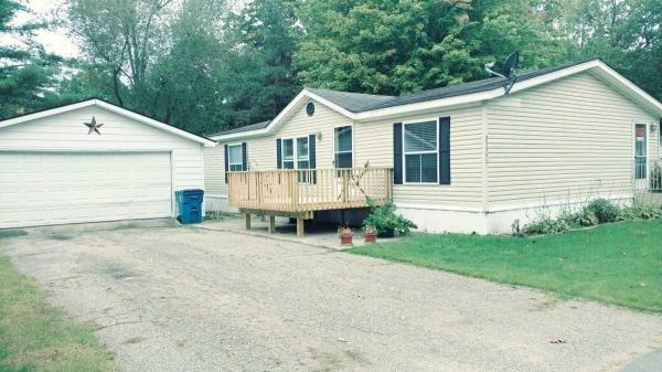 Mobile Home at 25351 MacArthur Dr., Mattawan, MI