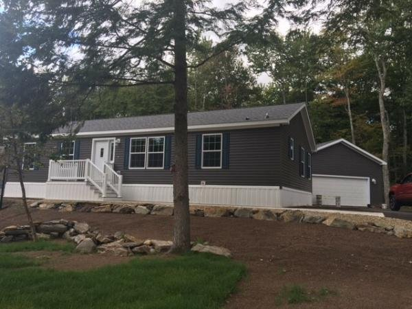 Mobile Home at 90 Big Bear Rd, Rochester, NH