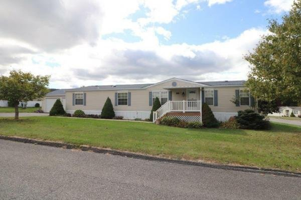 Mobile Home at 153 Savannah Lane, Lehighton, PA